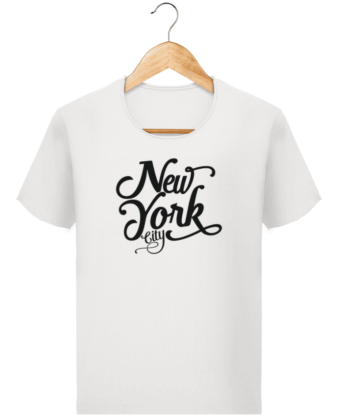 Camiseta Hombre Stanley Imagine Vintage New York City por justsayin