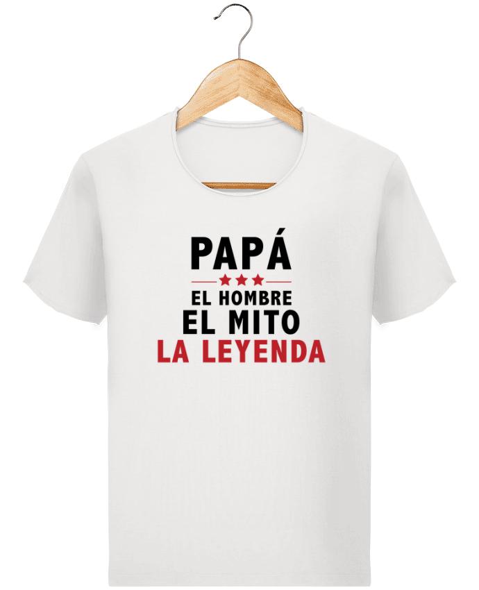 Camiseta Hombre Stanley Imagine Vintage PAPÁ : EL HOMBRE EL MITO LA LEYENDA por tunetoo
