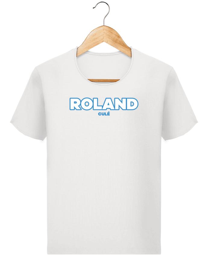 Camiseta Hombre Stanley Imagine Vintage Roland culé por tunetoo