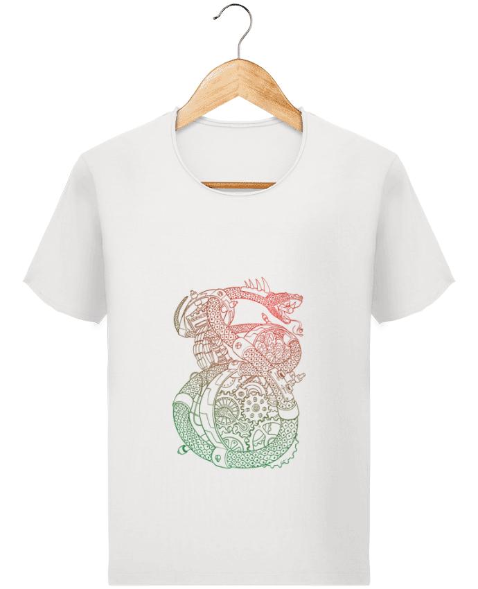 Camiseta Hombre Stanley Imagine Vintage Méca Serpent por Tomi Ax - tomiax.fr