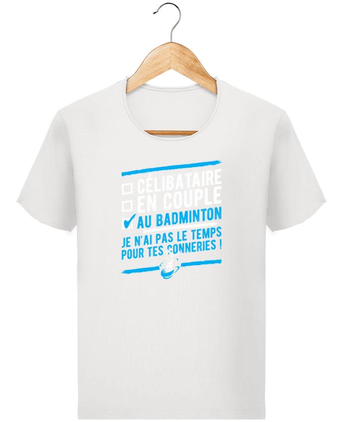 Camiseta Hombre Stanley Imagine Vintage Accro badminton por Original t-shirt