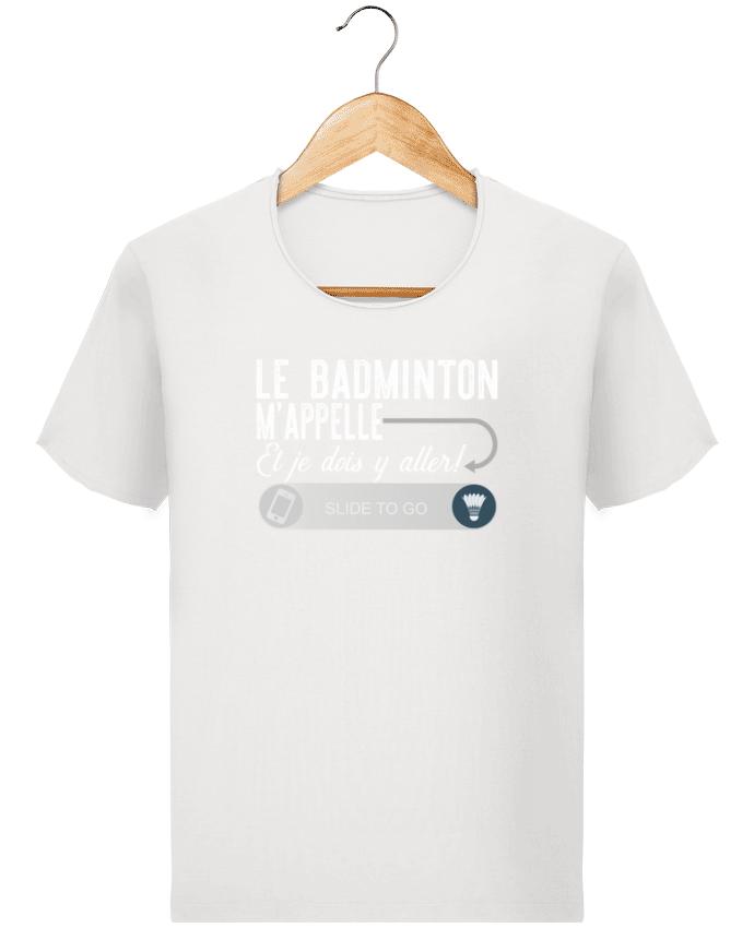 Camiseta Hombre Stanley Imagine Vintage Badminton m'appelle por Original t-shirt