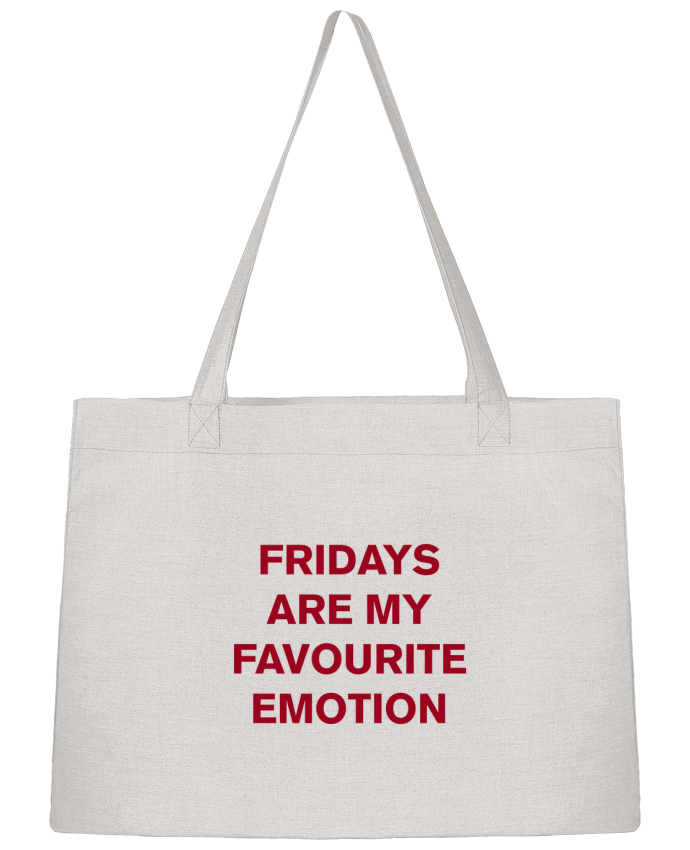 Bolsa de Tela Stanley Stella Fridays are my favourite emotion por tunetoo