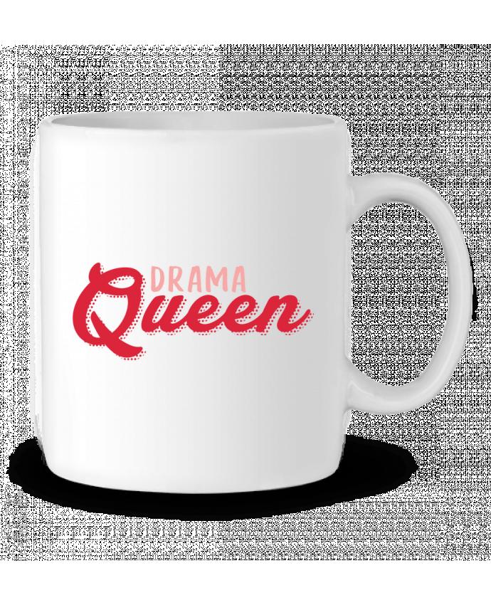 Taza Cerámica Drama Queen por tunetoo