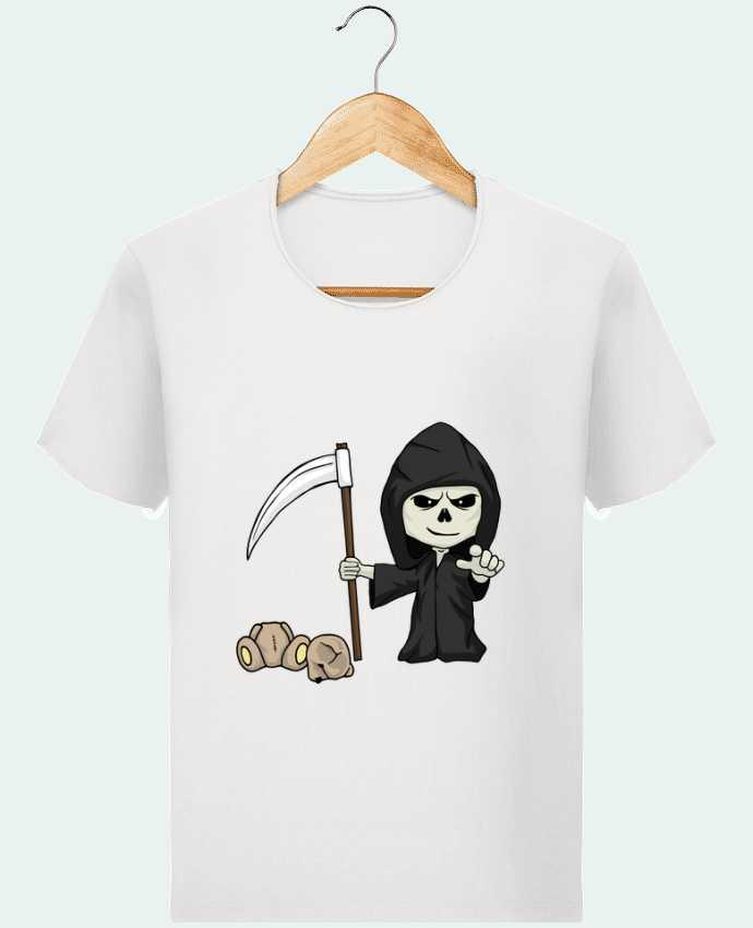 Camiseta Hombre Stanley Imagine Vintage mini death por Fnoul
