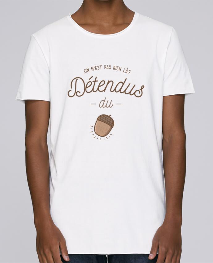 Camiseta Hombre Tallas Grandes Stanly Skates DETENDUS DU GLAND por PTIT MYTHO