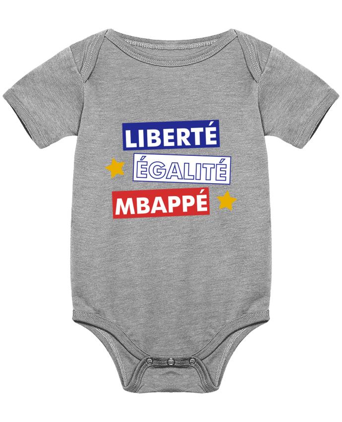 Body Bebé Equipe de France MBappé por tunetoo