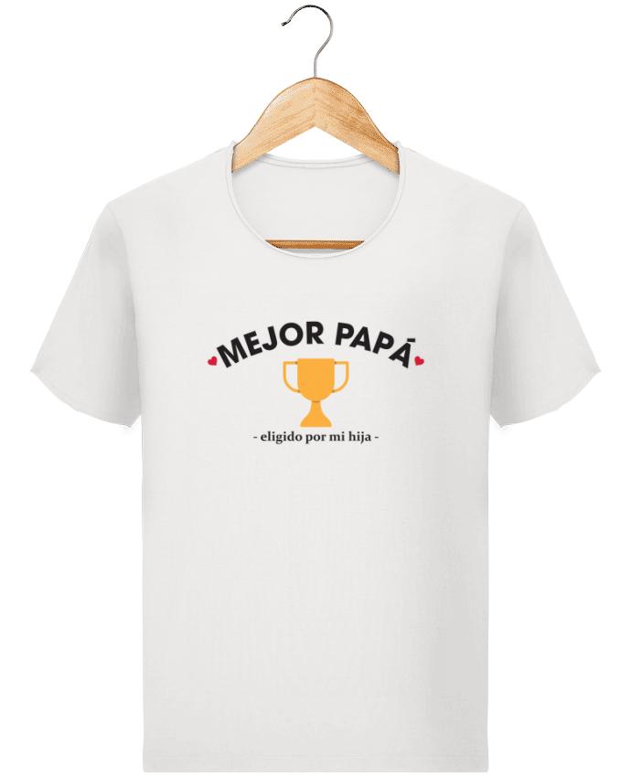 Camiseta Hombre Stanley Imagine Vintage Mejor papá - eligido po mi hija - por tunetoo