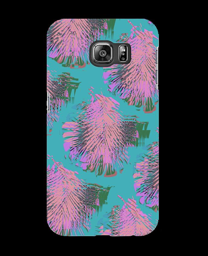 Carcasa Samsung Galaxy S6 Pink Palms - L'Homme Sandwich