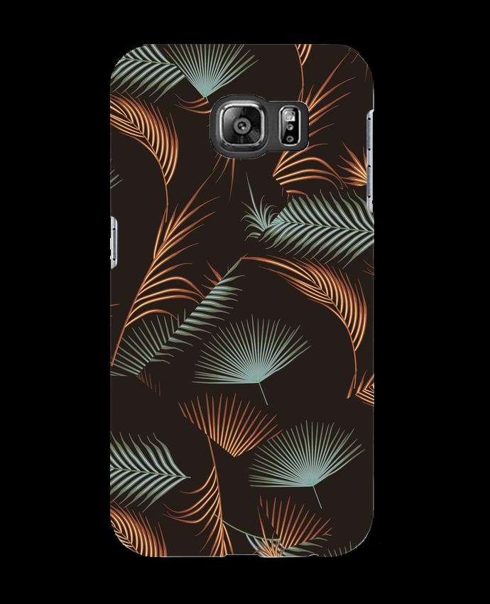 Carcasa Samsung Galaxy S6 Golden Palms - L'Homme Sandwich