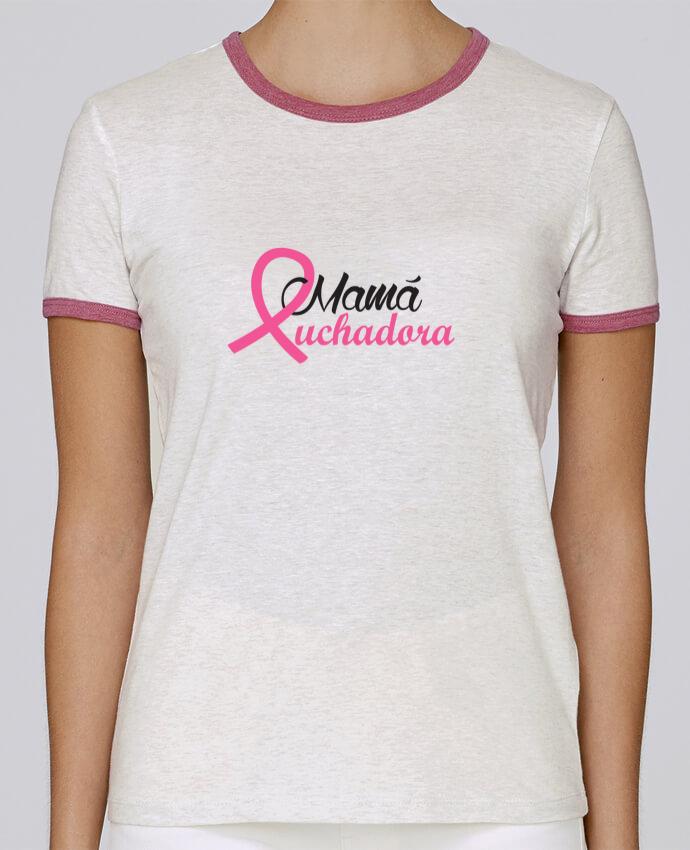Camiseta Mujer Stella Returns Mamá luchadora pour femme por tunetoo