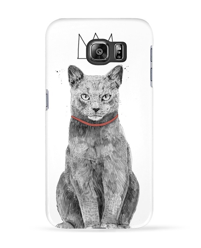 Carcasa Samsung Galaxy S6 King Of Everything - Balàzs Solti