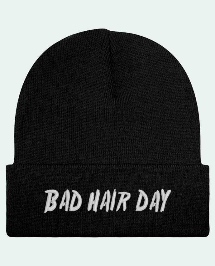 Gorro Beanie  Bad hair day por tunetoo