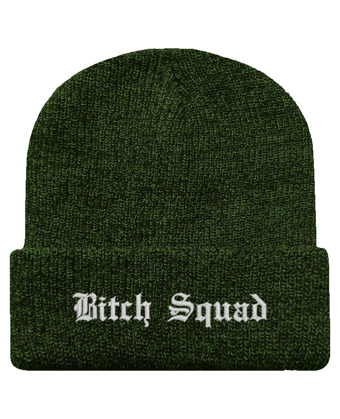 Gorro Beanie Heritage Bitch Squad por tunetoo