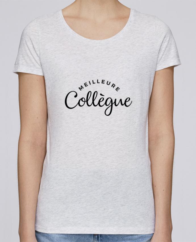 Camiseta Mujer Stellla Loves Meilleure Collègue por Nana