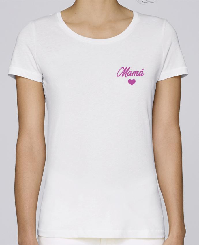 Camiseta Mujer Stellla Loves Mamá por tunetoo