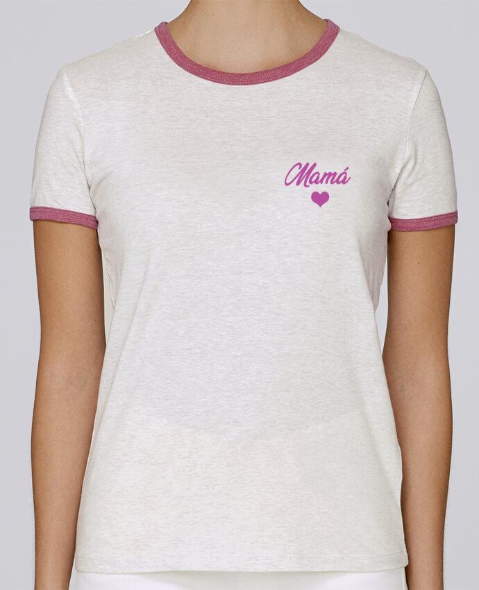 Camiseta Mujer Stella Returns Mamá pour femme por tunetoo