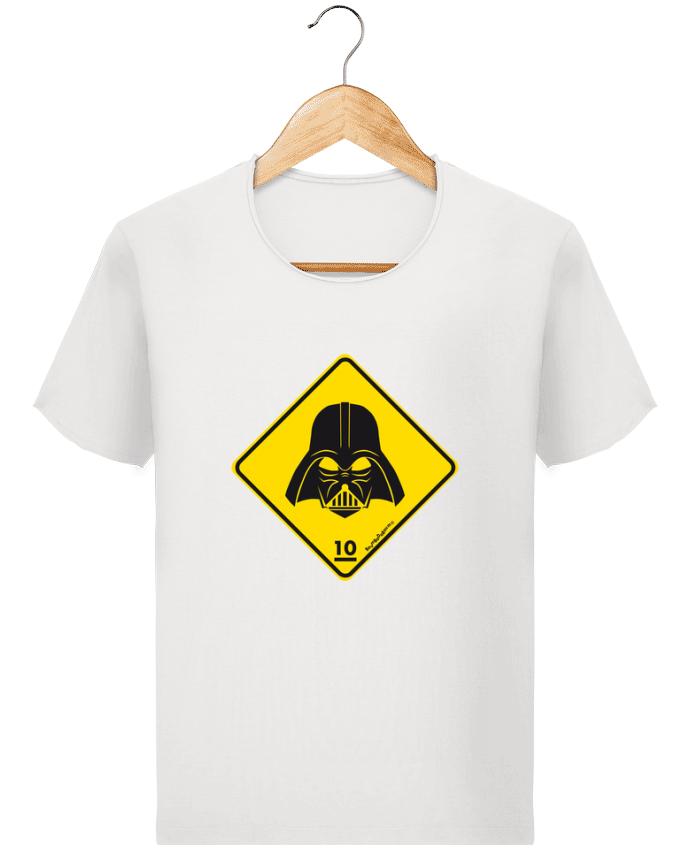 Camiseta Hombre Stanley Imagine Vintage Dark Vador por Zorglub