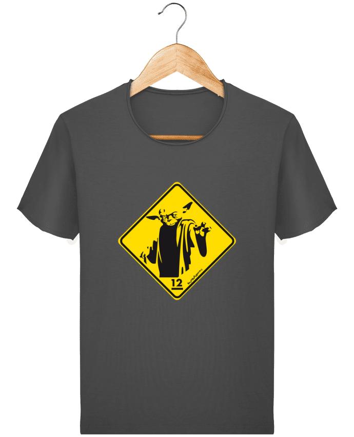 Camiseta Hombre Stanley Imagine Vintage Yoda por Zorglub