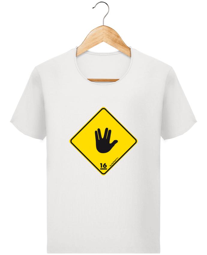 Camiseta Hombre Stanley Imagine Vintage Startrek Main Signe por Zorglub