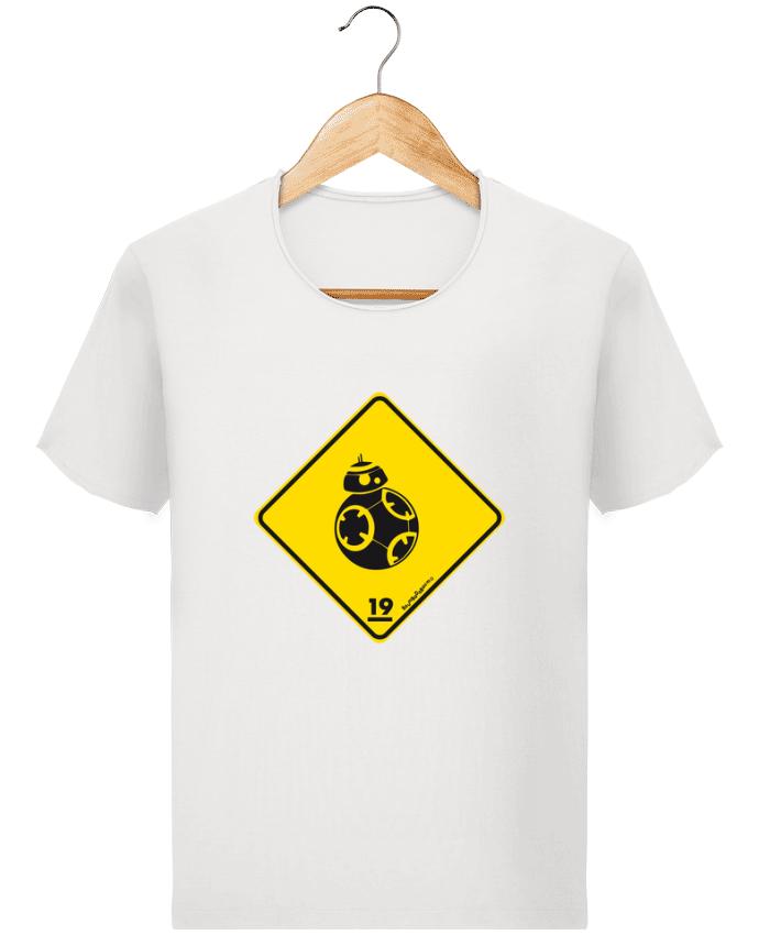 Camiseta Hombre Stanley Imagine Vintage BB-8 por Zorglub