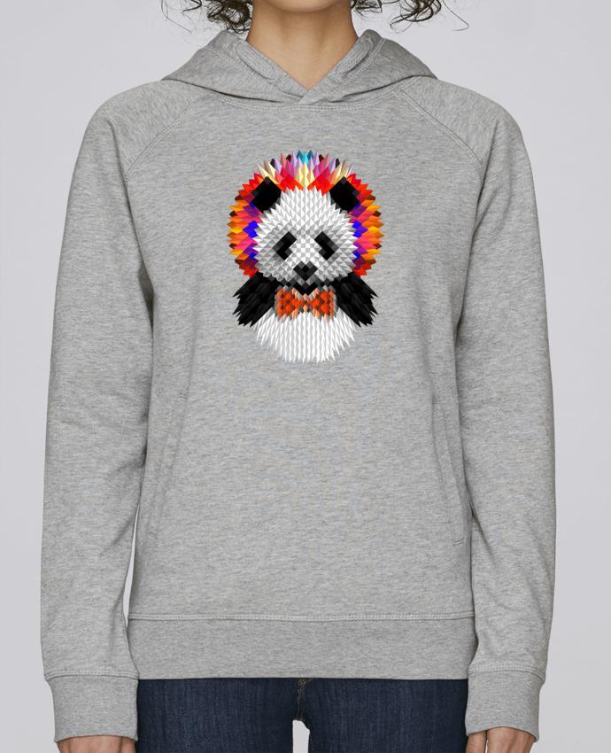 Sudadera Hombre Capucha Stanley Base Panda por ali_gulec
