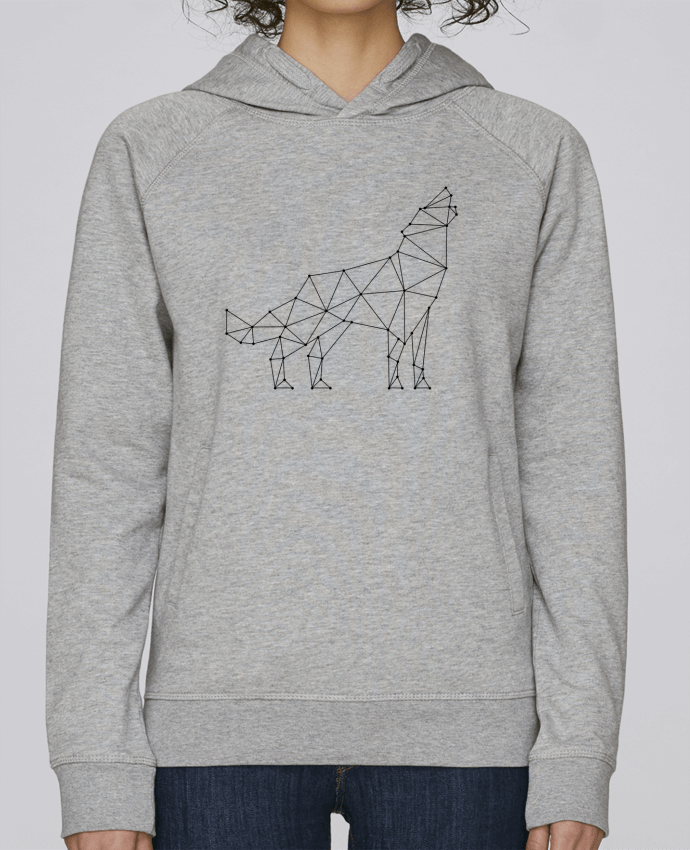 Sudadera Hombre Capucha Stanley Base wolf - geometry por /wait-design