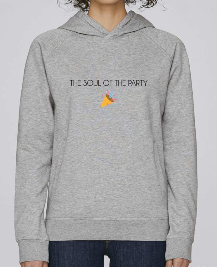 Sudadera Hombre Capucha Stanley Base The soul of the porty basic por tunetoo