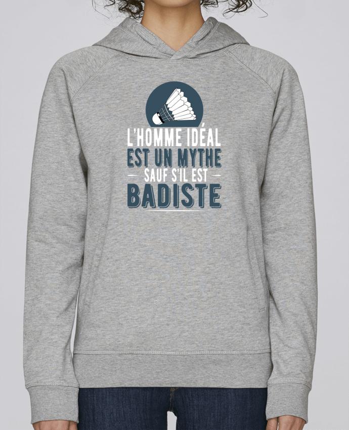Sudadera Hombre Capucha Stanley Base Homme Badiste Badminton por Original t-shirt