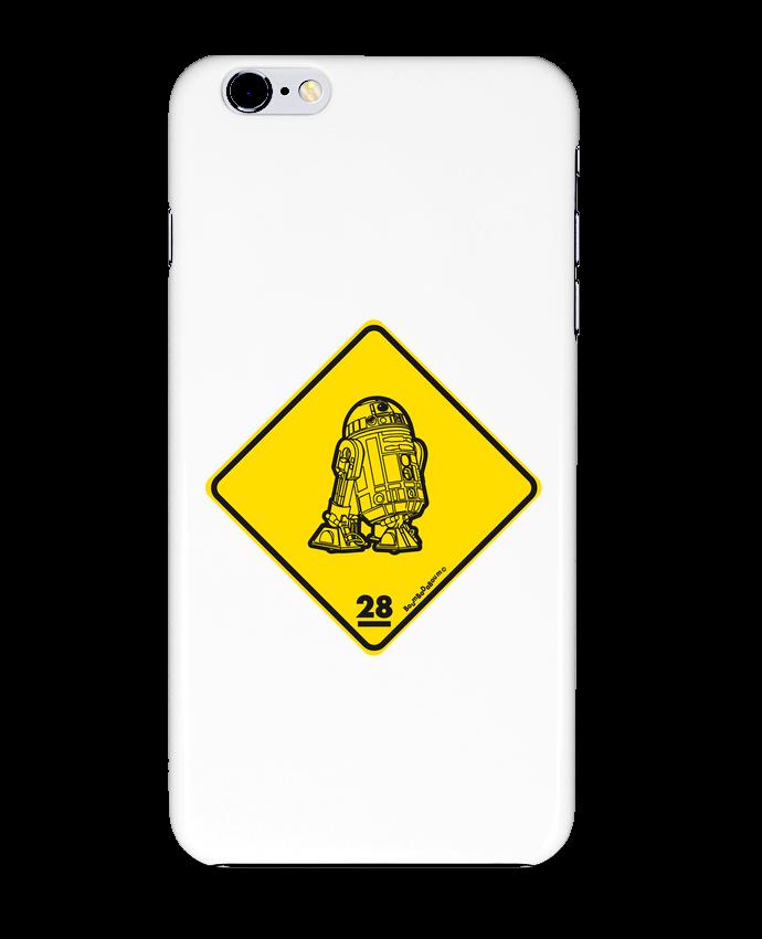 Carcasa Iphone 6+ R2D2 de Zorglub