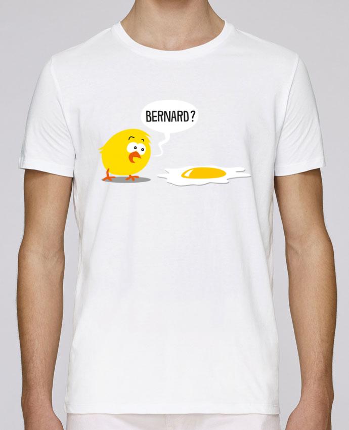 Camiseta Cuello Redondo Stanley Leads Bernard por Rickydule