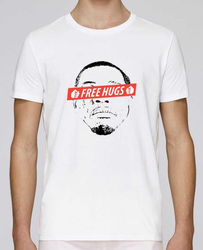 Camiseta Cuello Redondo Stanley Leads Free Hugs por tunetoo