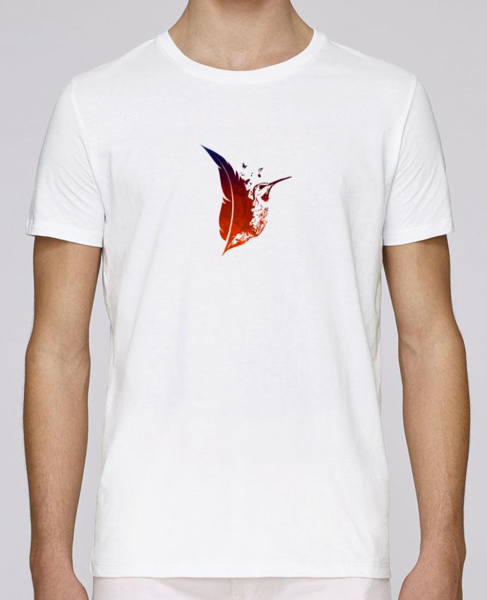 Camiseta Cuello Redondo Stanley Leads plume colibri por Studiolupi