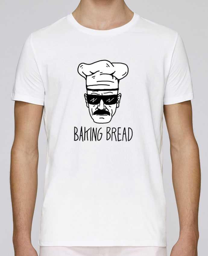 Camiseta Cuello Redondo Stanley Leads Baking bread por Nick cocozza
