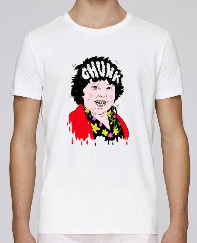 Camiseta Cuello Redondo Stanley Leads Chunk por Nick cocozza