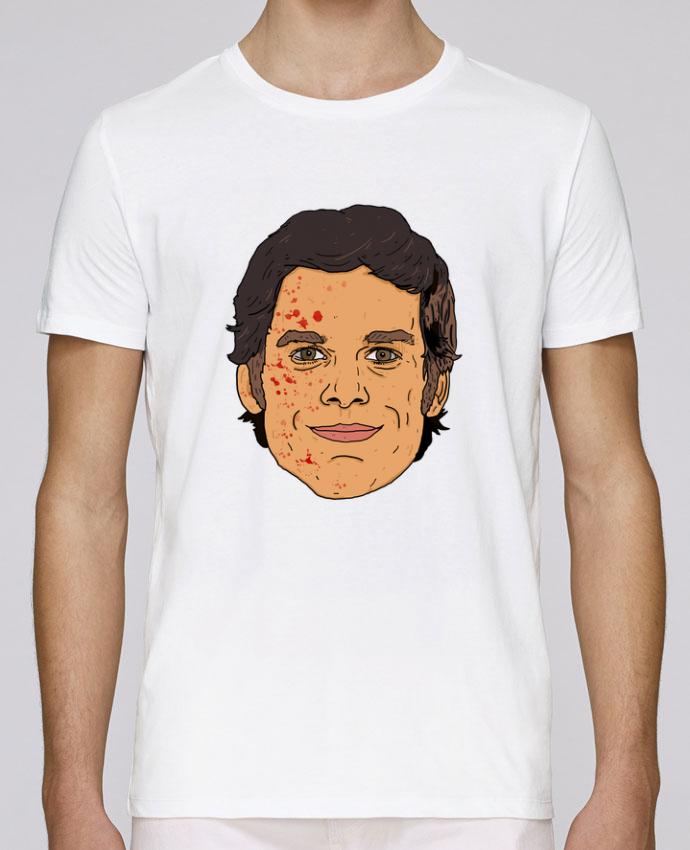 Camiseta Cuello Redondo Stanley Leads Dexter por Nick cocozza