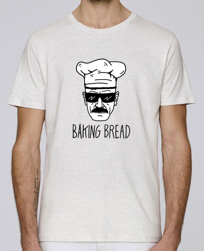 Camiseta Cuello Redondo Stanley Leads Baking bread por Nick cocozza