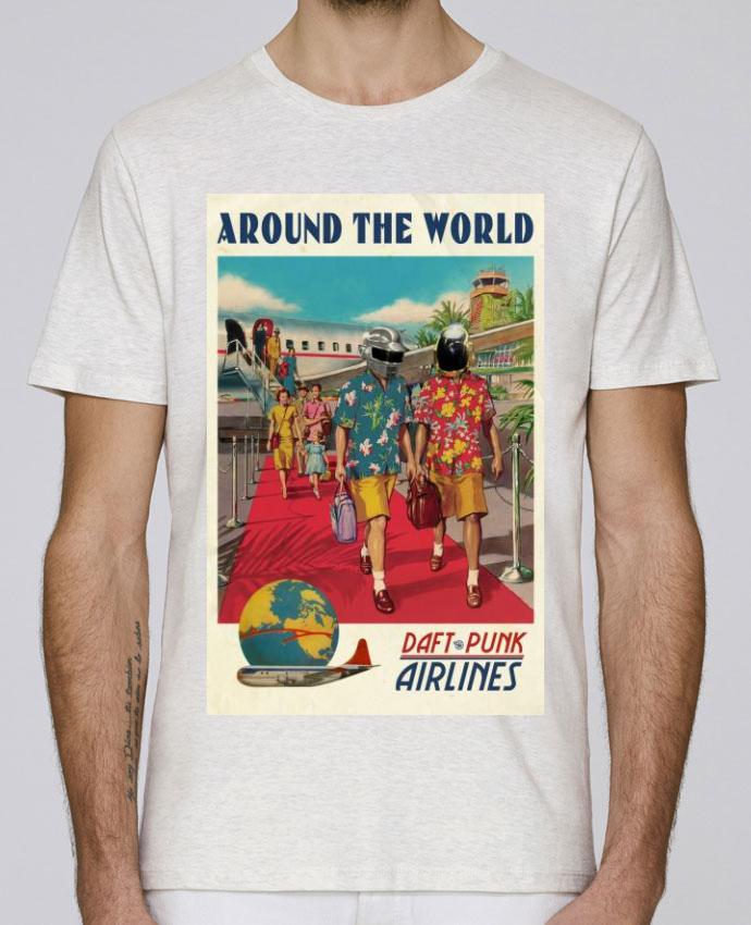 Camiseta Cuello Redondo Stanley Leads Arount the World por Ads Libitum