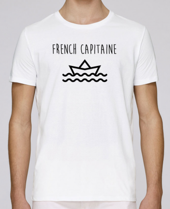 Camiseta Cuello Redondo Stanley Leads French capitaine por Ruuud