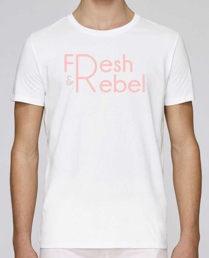 Camiseta Cuello Redondo Stanley Leads Fresh and Rebel por tunetoo