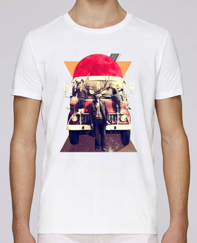 Camiseta Cuello Redondo Stanley Leads El camion por ali_gulec