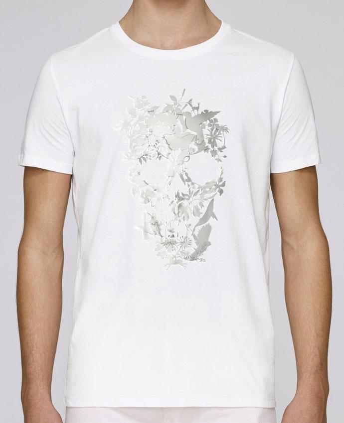 Camiseta Cuello Redondo Stanley Leads Simple Skull por ali_gulec