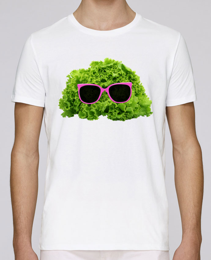Camiseta Cuello Redondo Stanley Leads Mr Salad por Florent Bodart