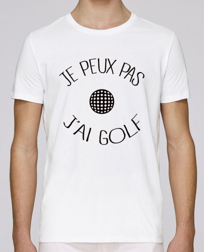 Camiseta Cuello Redondo Stanley Leads Je peux pas j'ai golf por Freeyourshirt.com