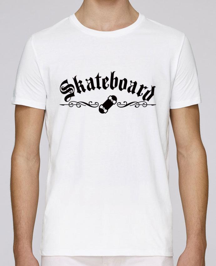 Camiseta Cuello Redondo Stanley Leads Skateboard por Freeyourshirt.com