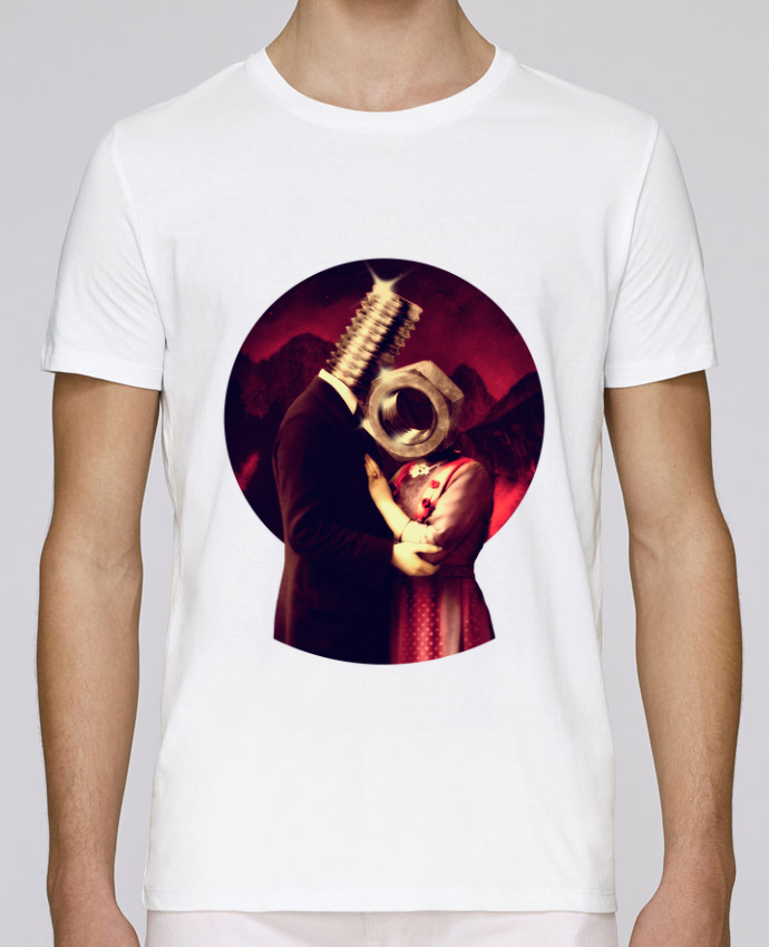 Camiseta Cuello Redondo Stanley Leads Screw Love por ali_gulec
