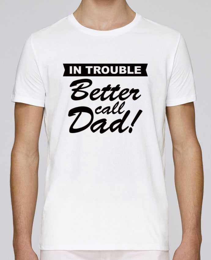 Camiseta Cuello Redondo Stanley Leads Better call dad por Freeyourshirt.com