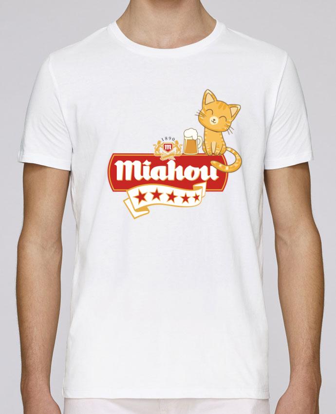 Camiseta Cuello Redondo Stanley Leads Miahou por ParanoiaRecords