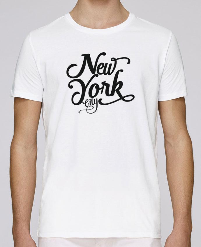 Camiseta Cuello Redondo Stanley Leads New York City por justsayin