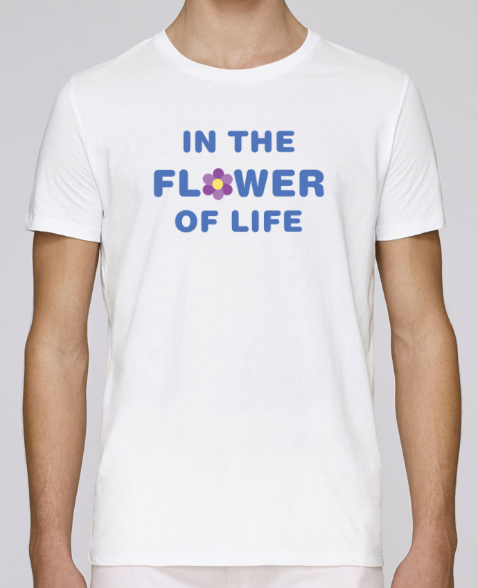 Camiseta Cuello Redondo Stanley Leads In the flower of life por tunetoo